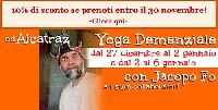 Capodanno Yoga Party Alcatraz Gubbio Foto