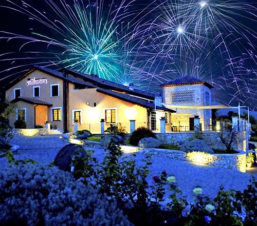 Capodanno Ristorante Vallantica San Gemini Foto