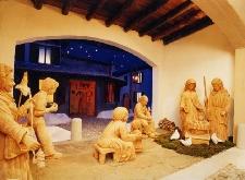 Presepi di Natale in Umbria Foto